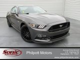 2015 Magnetic Metallic Ford Mustang GT Premium Coupe #101405320
