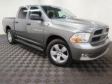2012 Mineral Gray Metallic Dodge Ram 1500 ST Crew Cab 4x4 #101443446