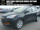2013 Tuxedo Black Metallic Ford Escape S #101443349