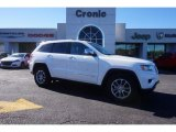 2014 Bright White Jeep Grand Cherokee Limited #101443324