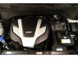 2014 Hyundai Santa Fe Engines