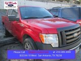 2010 Vermillion Red Ford F150 XL SuperCrew #101443130