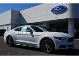 2015 Oxford White Ford Mustang EcoBoost Coupe #101443216