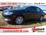 2015 Black Chrysler 200 Limited #101443206