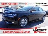 2015 Black Chrysler 200 Limited #101443204