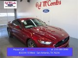 2015 Ruby Red Metallic Ford Mustang GT Coupe #101443113