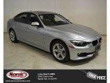 2015 Glacier Silver Metallic BMW 3 Series 328i Sedan #101443384