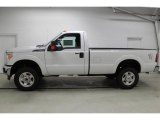 2015 Oxford White Ford F250 Super Duty XL Regular Cab 4x4 #101442839