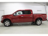 2015 Ruby Red Metallic Ford F150 Platinum SuperCrew 4x4 #101442836