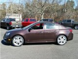 2015 Chevrolet Cruze LTZ Data, Info and Specs