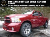 2015 Deep Cherry Red Crystal Pearl Ram 1500 Express Crew Cab 4x4 #101487635