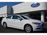 2015 Ford Fusion Oxford White