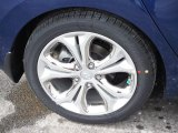 Hyundai Elantra GT 2015 Wheels and Tires