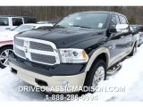 2015 Black Ram 1500 Laramie Long Horn Crew Cab 4x4 #101487857