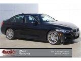 2015 Black Sapphire Metallic BMW 3 Series 335i Sedan #101487757