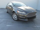 2015 Magnetic Metallic Ford Fusion SE #101487739