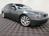 2003 Titanium Grey Metallic BMW 7 Series 745i Sedan #101487805