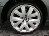 2003 BMW 7 Series 745i Sedan Wheel