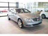 2013 Andorite Grey Metallic Mercedes-Benz S 550 4Matic Sedan #101487801