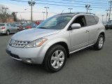 Brilliant Silver Metallic Nissan Murano in 2006