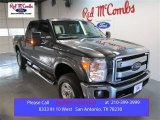 2015 Magnetic Ford F250 Super Duty XLT Crew Cab 4x4 #101518640