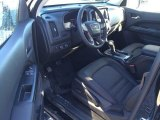 2015 GMC Canyon Interiors