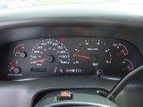 2003 Ford F250 Super Duty XLT SuperCab 4x4 Gauges