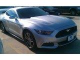 2015 Ingot Silver Metallic Ford Mustang GT Coupe #101518653