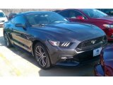 2015 Magnetic Metallic Ford Mustang GT Coupe #101518652