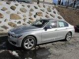 2015 Orion Silver Metallic BMW 3 Series 328i xDrive Sedan #101518932