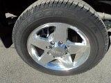 GMC Sierra 2500HD 2014 Wheels and Tires