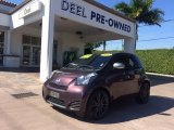 2012 Black Currant Metallic Scion iQ  #101518602