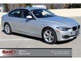 2015 Glacier Silver Metallic BMW 3 Series 320i Sedan #101518765