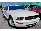 2006 Performance White Ford Mustang V6 Premium Coupe #101518543
