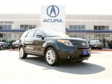 2014 Tuxedo Black Ford Explorer Limited #101518598