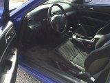 Honda Prelude Interiors