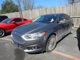 2013 Sterling Gray Metallic Ford Fusion Titanium AWD #101545609