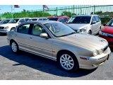 2002 Jaguar X-Type Topaz Metallic