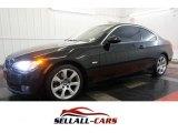 2007 Black Sapphire Metallic BMW 3 Series 328xi Coupe #101545525