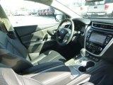 2015 Nissan Murano Platinum AWD Graphite Interior
