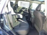 2015 Nissan Murano Platinum AWD Rear Seat