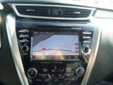 2015 Nissan Murano Platinum AWD Controls