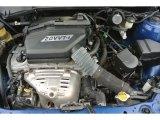 2002 Toyota RAV4 Engines
