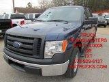 2011 Dark Blue Pearl Metallic Ford F150 XL SuperCab #101567678