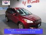2015 Ruby Red Metallic Ford Escape Titanium #101567521