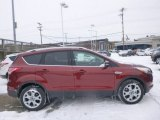 2015 Sunset Metallic Ford Escape Titanium 4WD #101567537