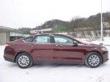 2015 Bronze Fire Metallic Ford Fusion S #101567534