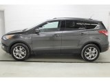 2015 Magnetic Metallic Ford Escape Titanium 4WD #101567363