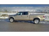 2011 Pale Adobe Metallic Ford F150 Lariat SuperCrew 4x4 #101586592