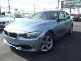 2013 Liquid Blue Metallic BMW 3 Series 328i xDrive Sedan #101586457